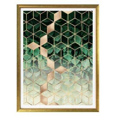 Poster Fredriksson – Geometrie naturali