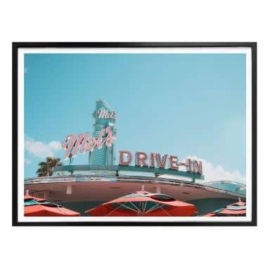 Poster – Miami Drive-In