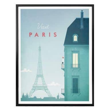 Poster Rivers - Paris
