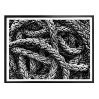 Poster Ship Rope