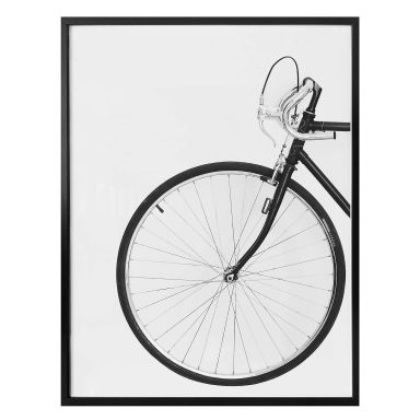 Poster Sisi & Seb - Das Fahrrad