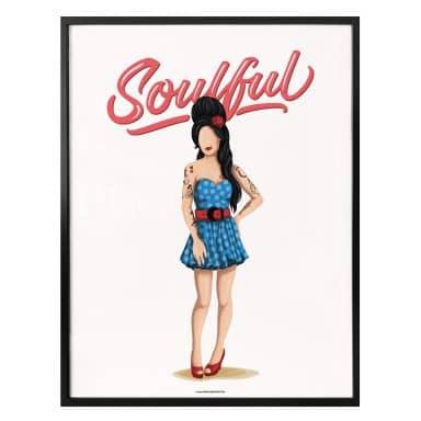 Poster Tohmé - Amy