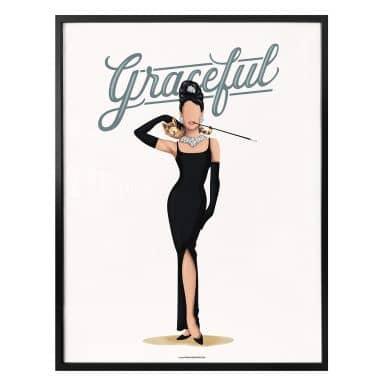 Poster Tohmé - Audrey