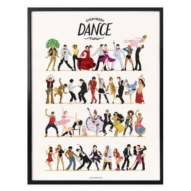Poster Tohmé - Dance Final