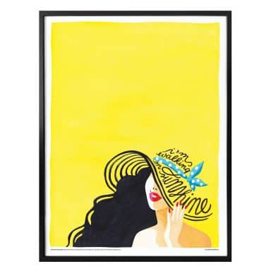 Poster Tohmé - DMAS: Walking on Sunshine