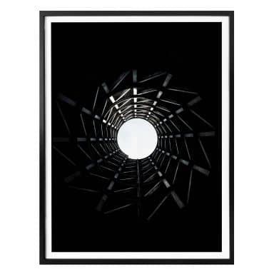 Poster Tunnelblick