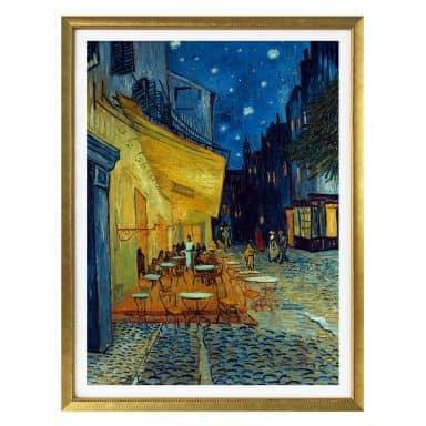 Poster van Gogh - Café Terrace