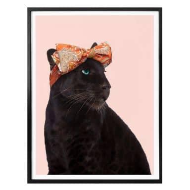 Poster Fuentes - Fashion Panther