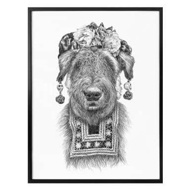 Poster Kools - Suusi Kahlo