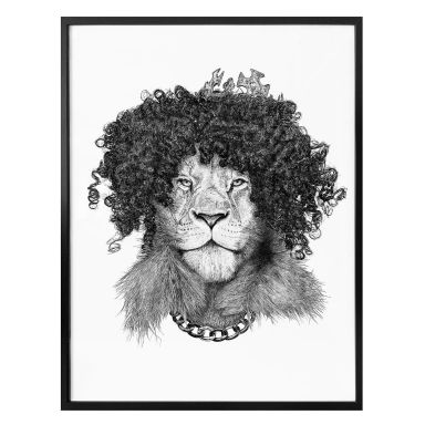 Poster Kools - The Bling King