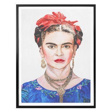 Poster Toetzke - Frida Kahlo