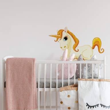 Unicorn Shine Wall sticker