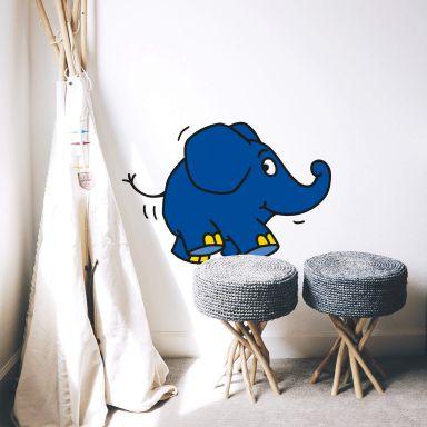 Wandtattoo Elefant 01