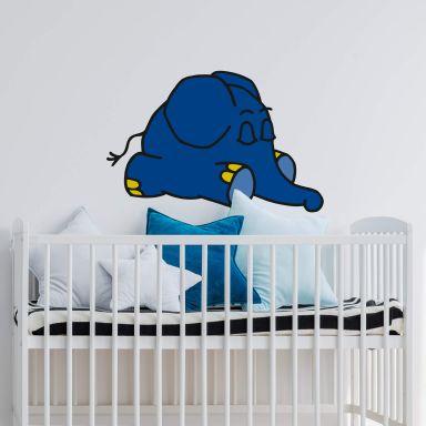 Wandtattoo Elefant 02