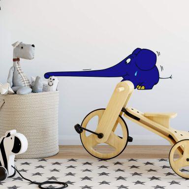 Wandtattoo Elefant 08