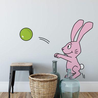 Rabbit 11 - Wall Sticker