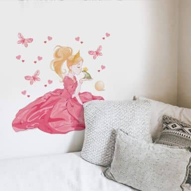 Princess and the Frog Wall sticker