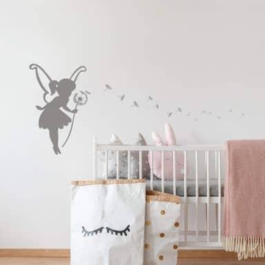 Adesivo murale - Esprimi un desiderio!