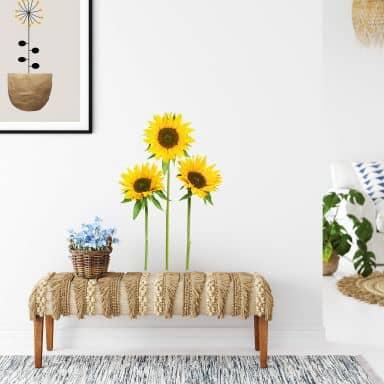 Sunflowers Wall sticker