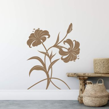 Orchids Wall sticker