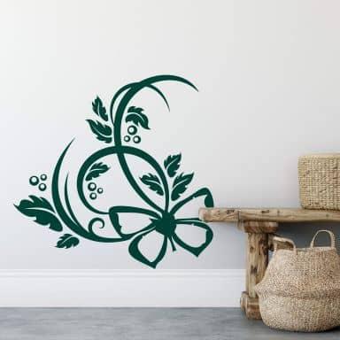 Sticker mural - Lucie
