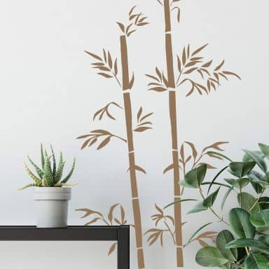 Bamboo 03 Wall sticker