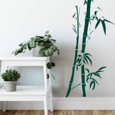 Bamboo 04 Wall sticker