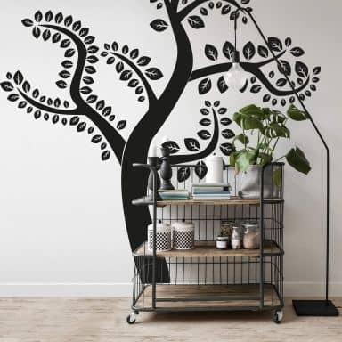 Tree 3 Wall sticker