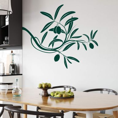 Olive Branch Wall sticker