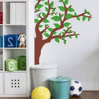 Single Tree Wall sticker