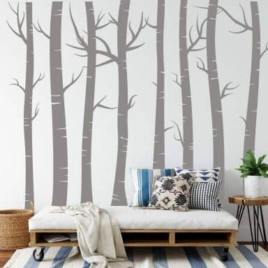 Forest Set Wall sticker