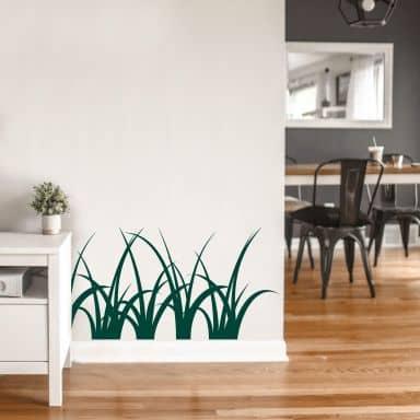 Grass 02 Wall sticker