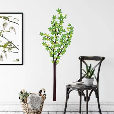 Maple Tree (2 colours) Wall sticker