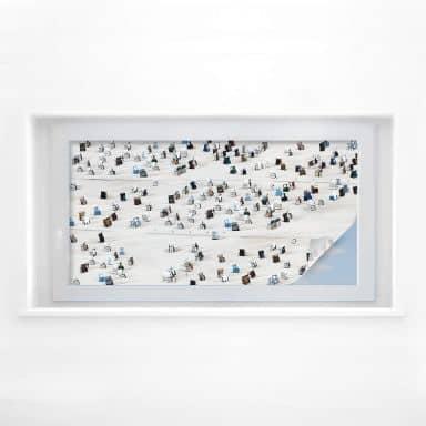 Sticker mural - Roeder - I need vitamin Sea - Panorama