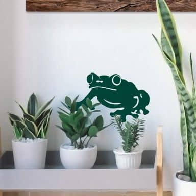 Frog Wall sticker