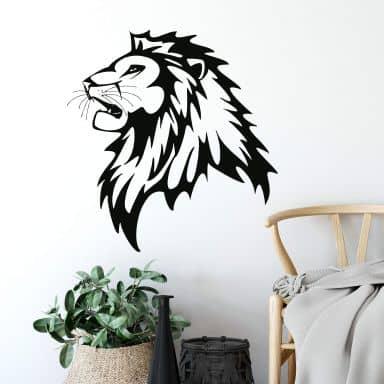 Sticker mural - Roi Lion