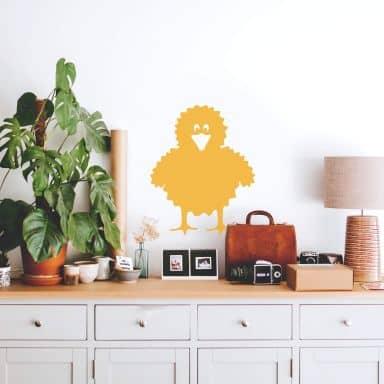 Adesivo murale - Tenero pulcino