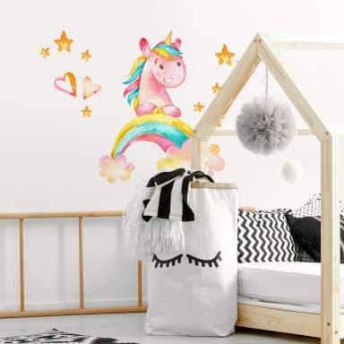 Wall sticker Tiffy the Unicorn