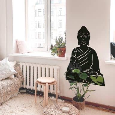 Adesivo murale - Buddha 1