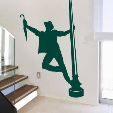 wall stickers entrance and hallway shop - wall-art