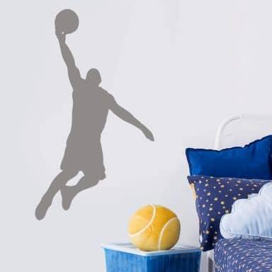 Wandtattoo Basketball Wandtattoo Wall Art Wandtattoos