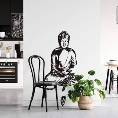 Adesivo murale - Buddha 2