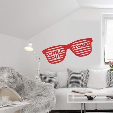 Chillout Zone 4 Wall sticker