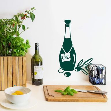 Olive Oil Wall sticker
