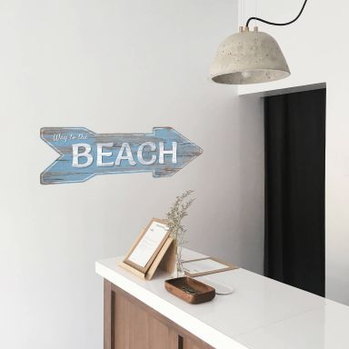 Way to the Beach Wall sticker