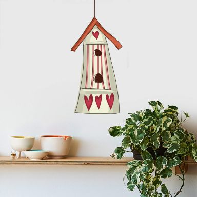 Bird Box Wall sticker
