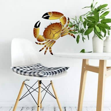 Crayfish 2 Wall sticker