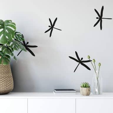 Dragonfly Wall sticker