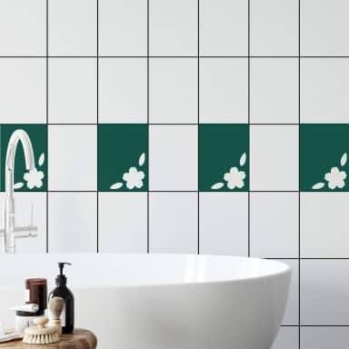 Tile decor: Ornament Wall sticker