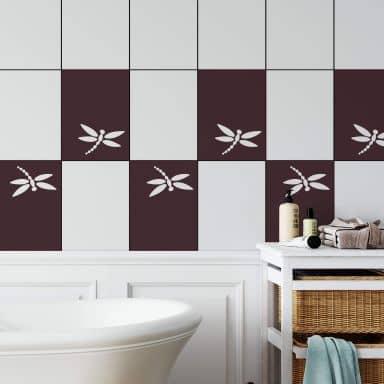 Tile decor: Spirit Wall sticker